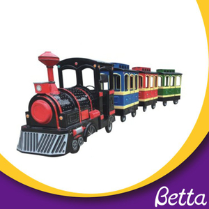Bettapaly Amusements Park Playground Kids Ride Electric Mini Road Train