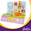 Pretend play kitchen toy tableware dish playset kids toy kitchen play set
