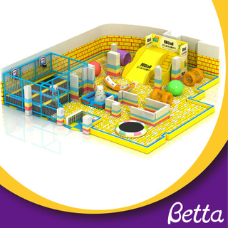 Bettaplay certification kids indoor Playground for sale