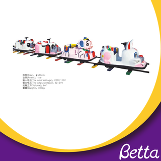 Bettapaly Newest And Unique Design Children's Electric Mini Train