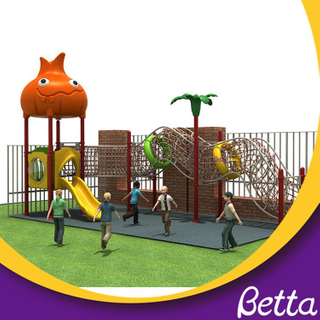 Commercial Outdoor Climbing Adventure Playground for Sale