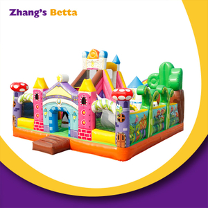 Commercial Kids Playground Bouncer Jumping Castle