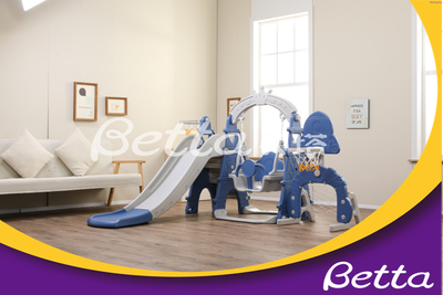 Top Selling Good Quality Sale Swing & Plastic Children Slide Outdoor Playground Equipment
