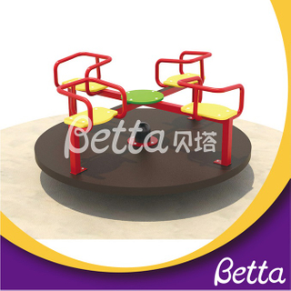 Bettaplay backyard exercise merry go around