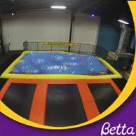 Giant Trampoline Park Jump Air Bag