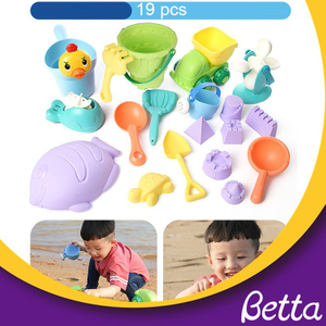 Funny plastic sand beach toys for kids