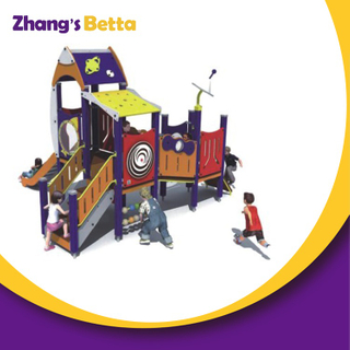 Mini Children Entertainment Playground for Outdoor