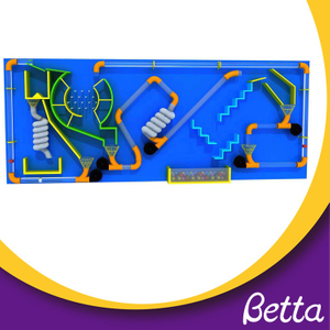 Interactive Wall Tube Toys