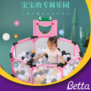 Kids Playing Zone Safety Foldable Baby Playpen