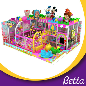 Bettaplay Children Playground Equipment Kids Playground Indoor