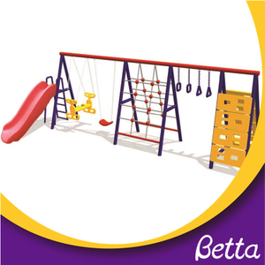 Physical fitness training multifunctional swings playground equipment set