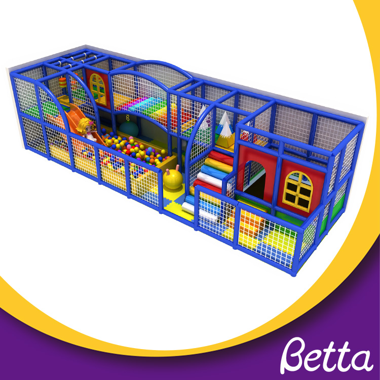 Bettaplay Jungle Style Indoor Playground