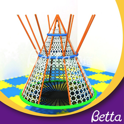 Bettaplay Creative rope rainbow climbing net