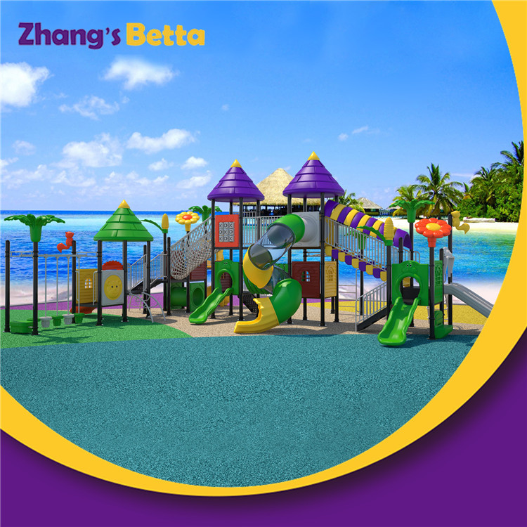Factory Price Plastic Stable Outdoor Playground for Park