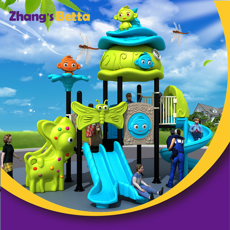 Children Outdoor Playground with Slide for Sale