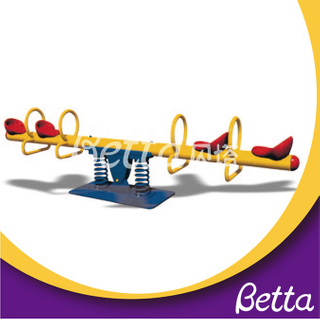 Bettaplay outdoor playground colored seesaw