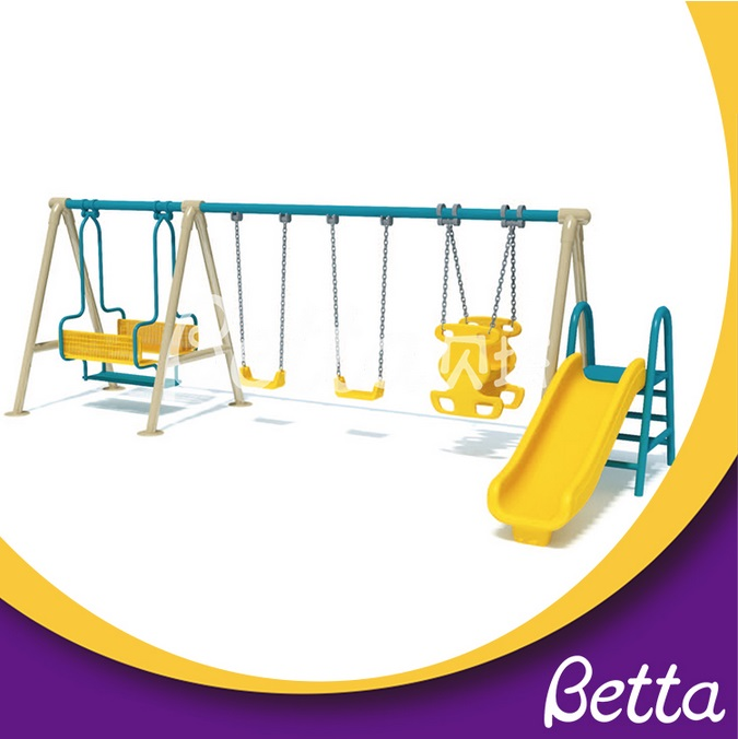 Groovy Bettaplay Professional Made Durable Garden Double Swing For Theyellowbook Wood Chair Design Ideas Theyellowbookinfo