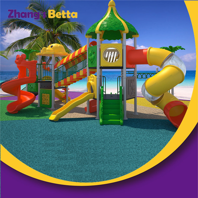 Hot Selling Commercial Outdoor Playground Equipment Slide for Kids