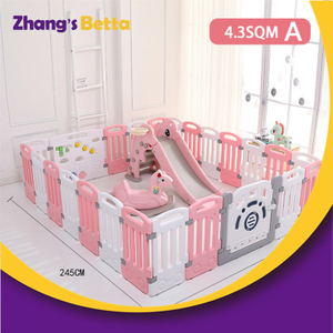 Hot Sale Baby Safety Products Baby Playpen Plastic Indoor Children Play Fence Baby Play Yard