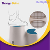 Anti-skid Headblock Foot Pedal Steps Bath Stair Toilet Stool