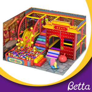 Bettaplay Customized Kids Indoor Playground For Sale