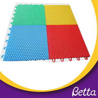 Bettaplay outdoor playground colorful PP floor mat
