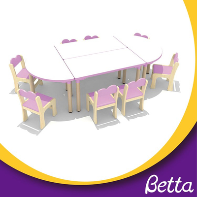 Height Adjustable Nursery School Desk