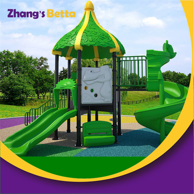 2018 Most Poplar Customized Kids Playground Outdoor Slide for Sell