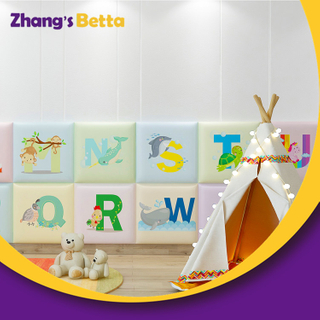 Kindergarten Soft Wall Sticker