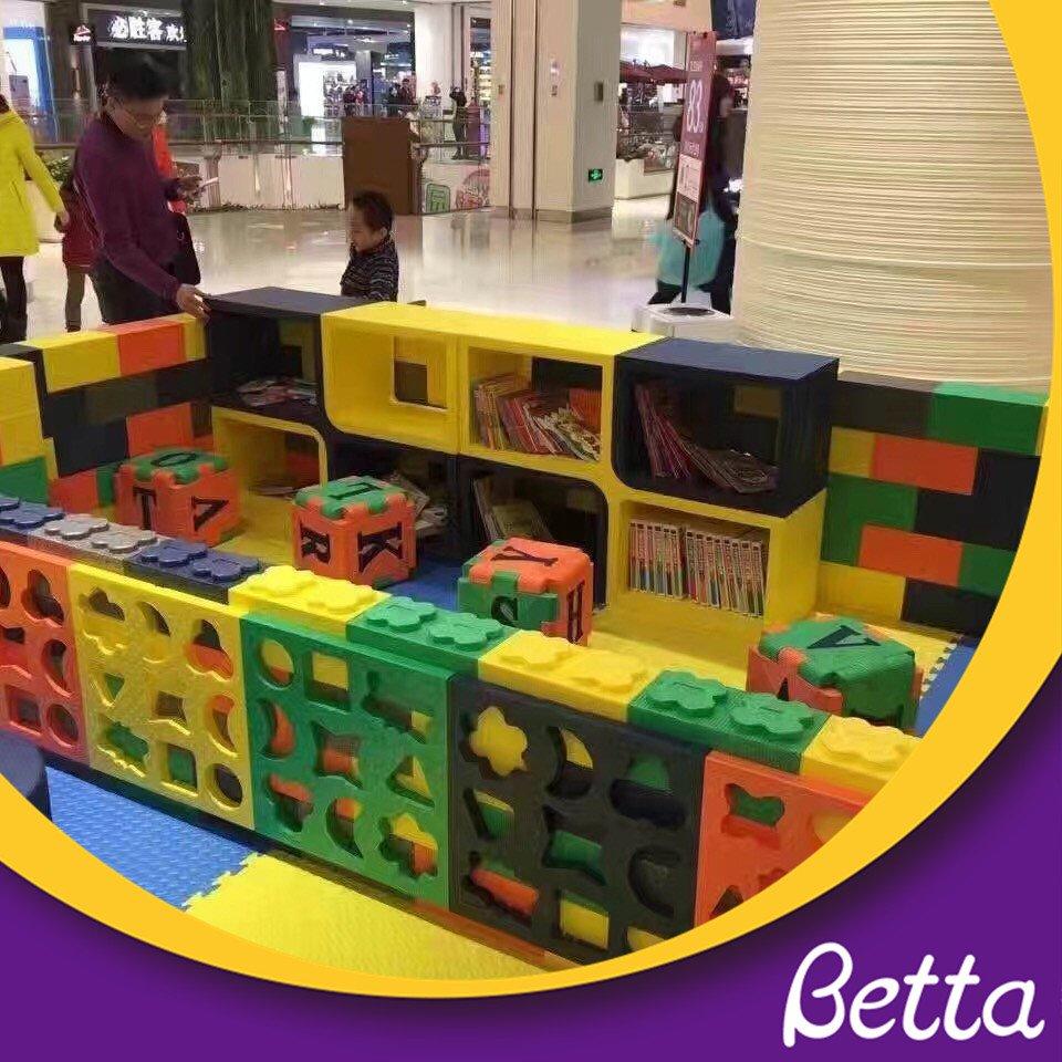 EPP foam block building indoor playground - Buy EPP foam