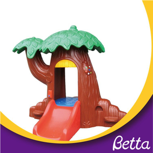 Garden indoor Plastic Cubby House/Toddler Plastic Playhouse