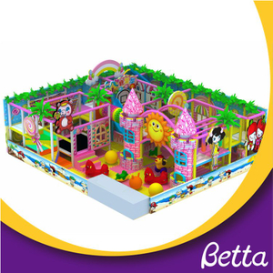 New style soft play equipment indoor playground for kids