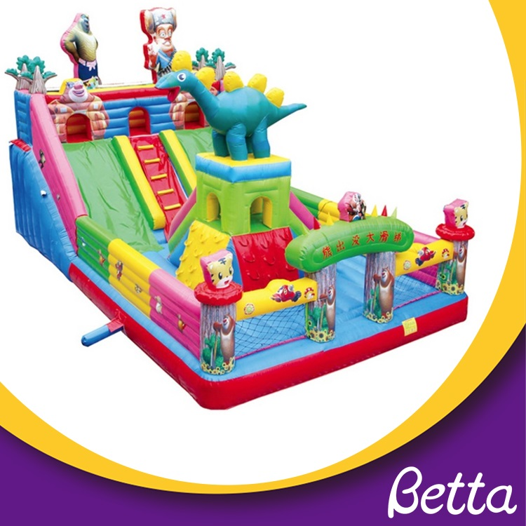 Best Seller air bouncer inflatable trampoline inflatable bouncer