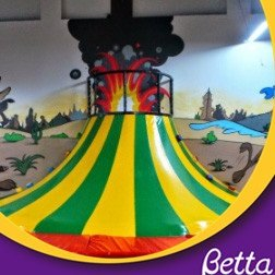 Bettaplay Wonderful style custom made volcano indoor kids playground