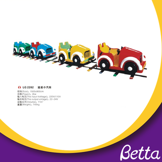Bettapaly Electric Track Tourist Train Manufacturer