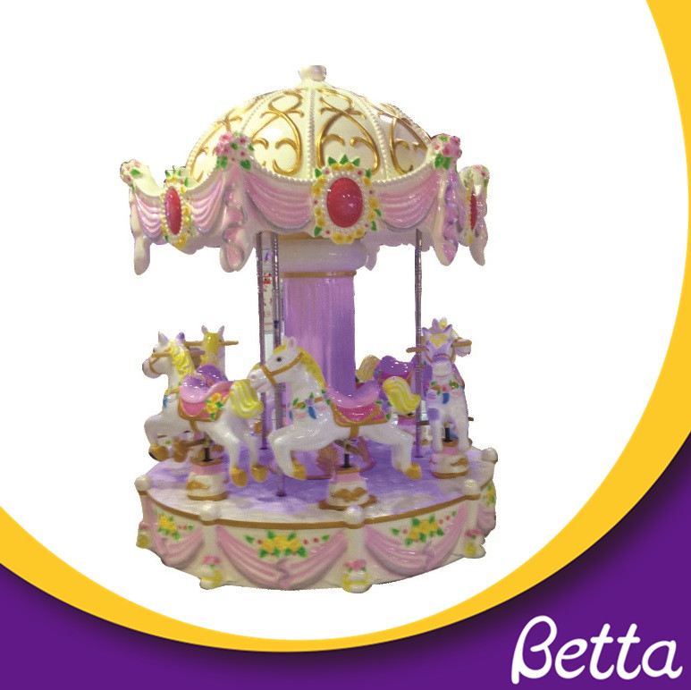 Outdoor Kids Amusement rides merry go round christmas carousel for sale