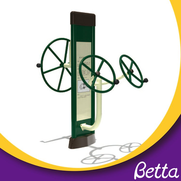 Wholesale Open Air Gym Korea Outdoor Fitness Equipment For Adult