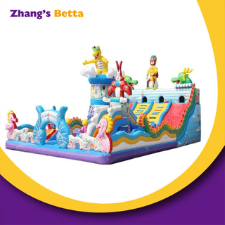 Large Commercial Inflatable kids Jump Bouncy Castle China Wholesaler