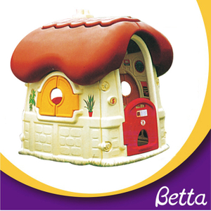 Bettaplay American Countryside Style kids train plastic outdoor playhouse playground