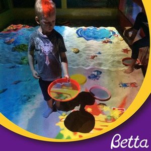 Interactive Games for Indoor Playground