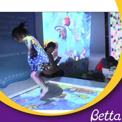 Hot sale Interactive floor projector for Children game