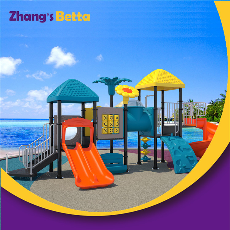 High Quality Customized Plastic Outdoor Playground Slide