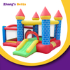 Princess Theme Inflatable Castle House with Ball Pit