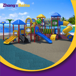 New Design Commercial Outdoor Playground Children Plastic Slide