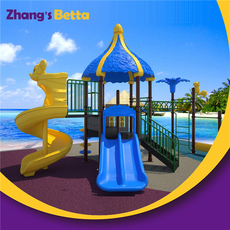 Preschool Playground Equipment Kids, Plastic Playground Set