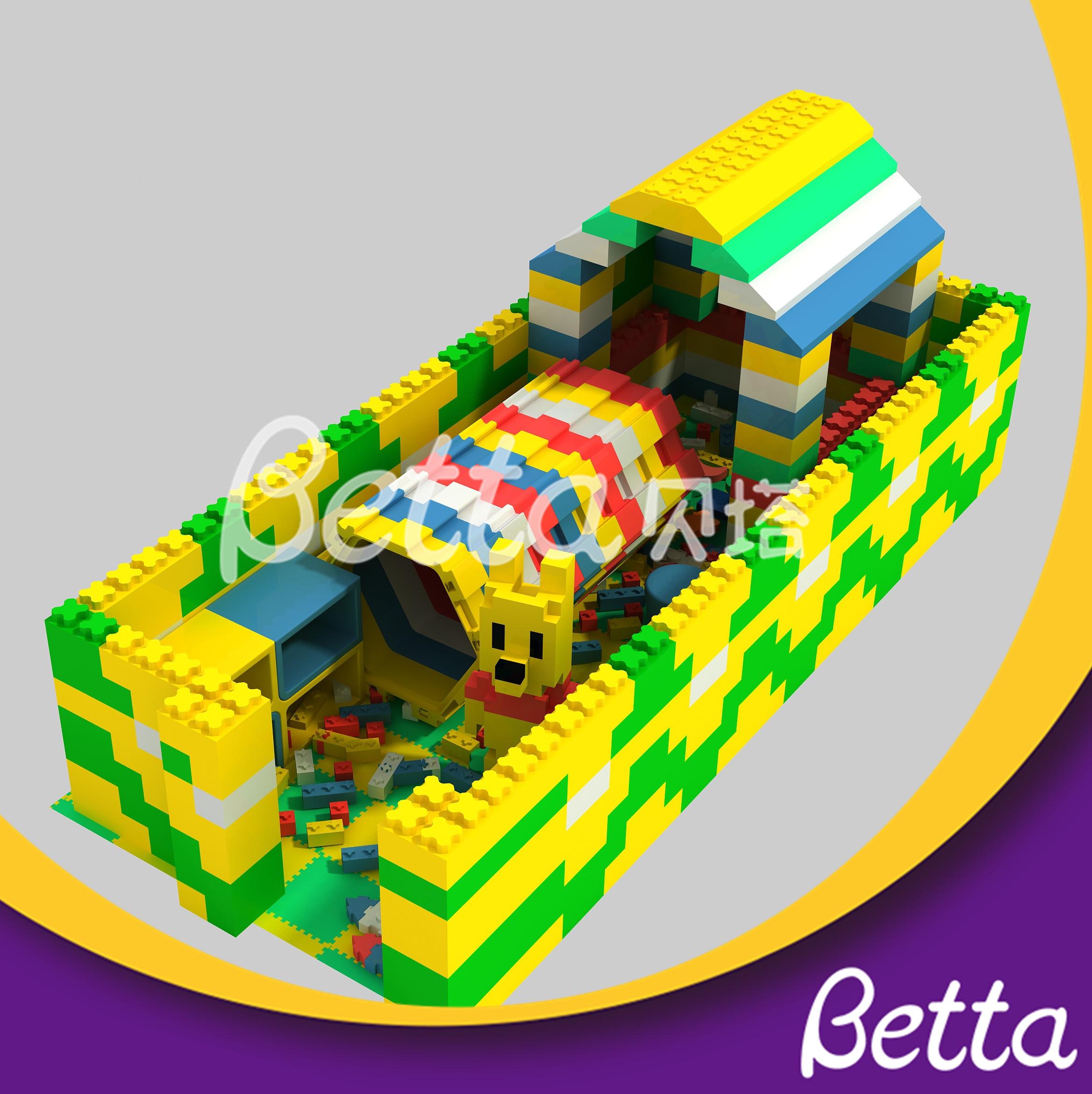 Hot Sale DIY Epp Foam Block Building Educational Toy for
