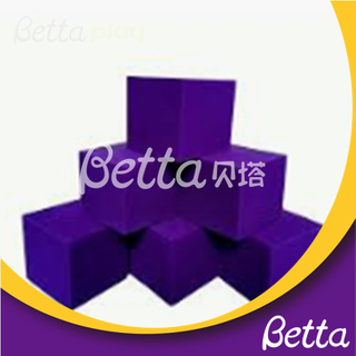 Bettaplay foam cube foam cube and foam pit