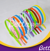Bettaplay Heavy Duty Colorful Cable Ties for Playground