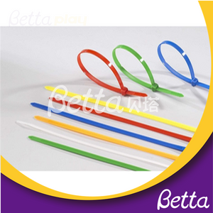Bettaplay Secure Plastic Good Quality Cable Tie for Amusement Park