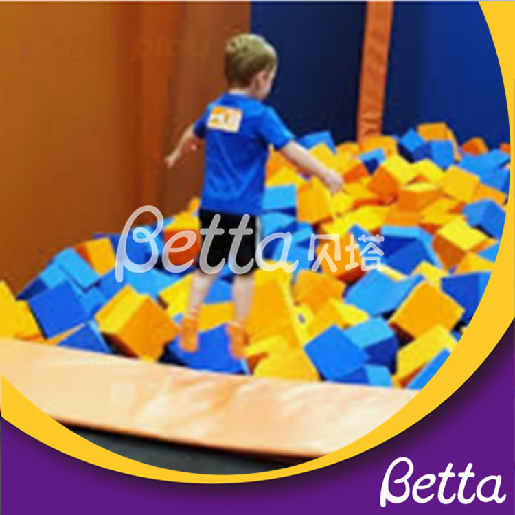 Bettaplay foam pit for kids indoor playground